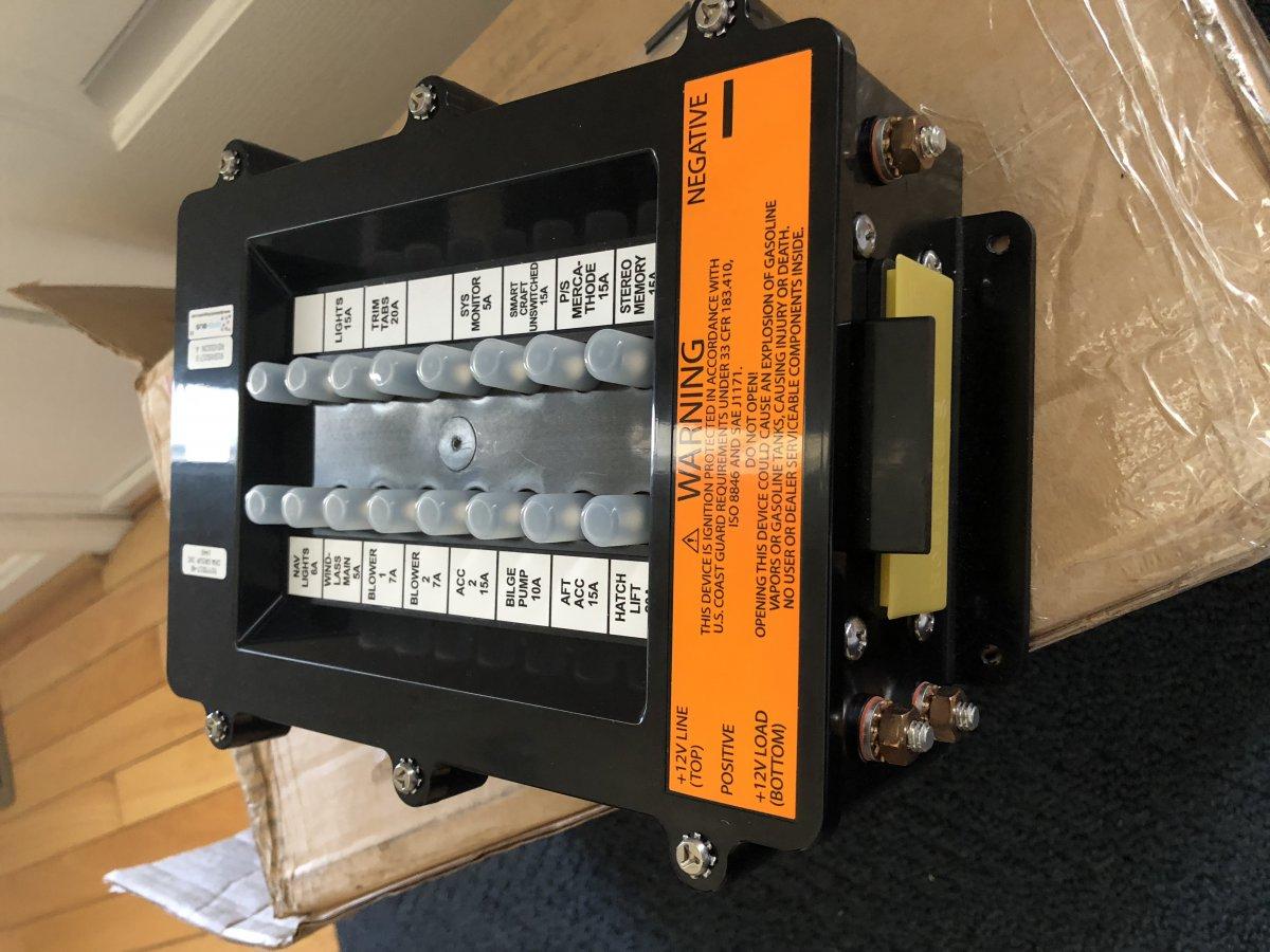 Aft EIM (Electronics Interface Module) 1718629 / 1846566