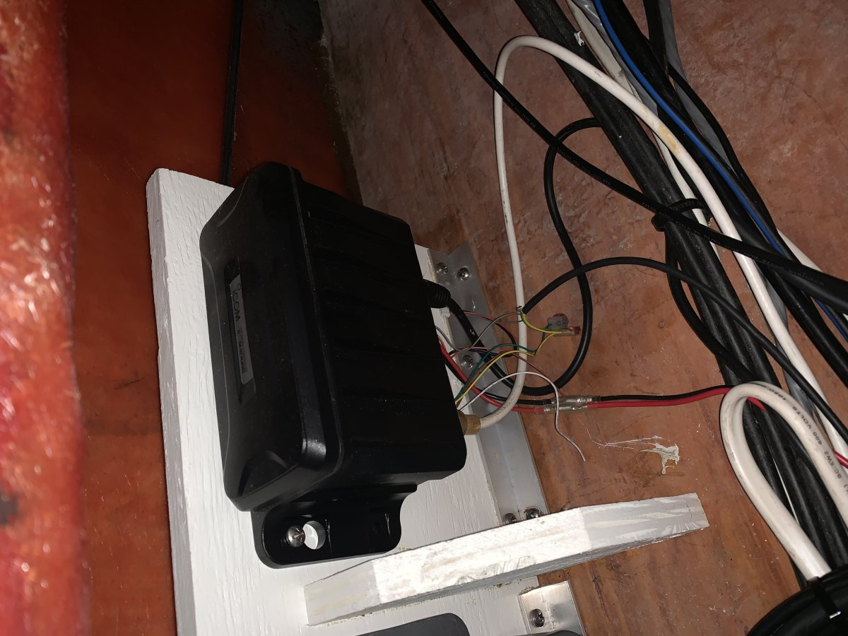 Upgrading Electronics | Club Sea Ray