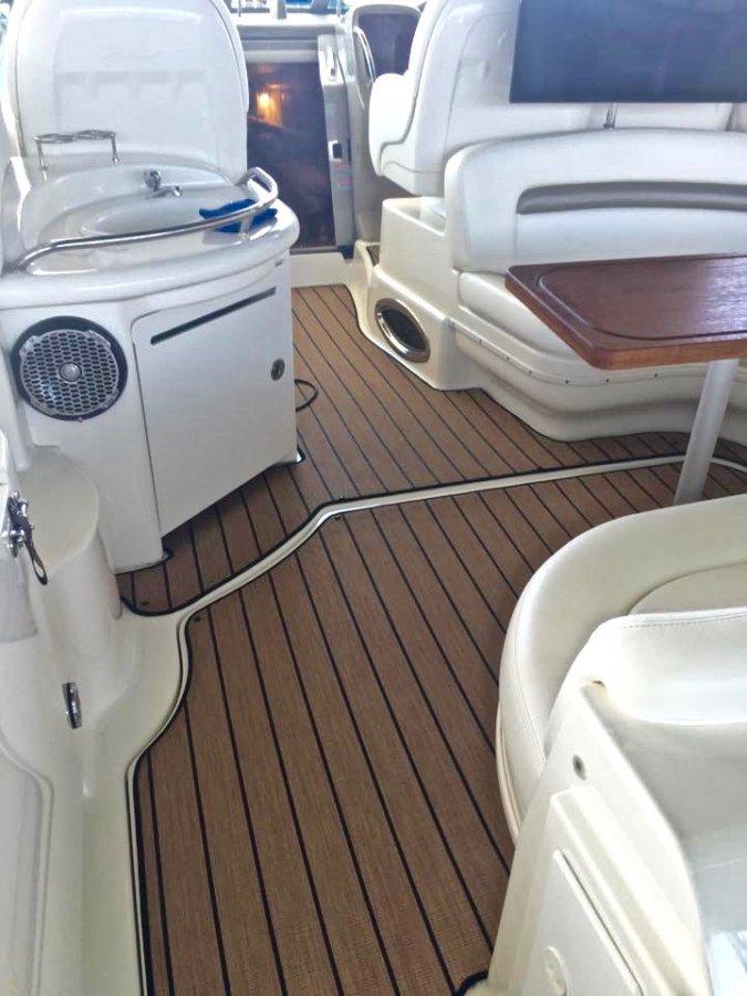 Photos Of 320 Da Teak Carpet Installs Club Sea Ray