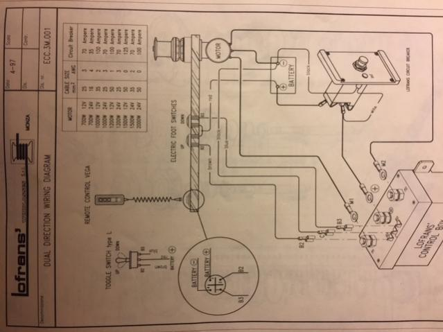 Fix my Windl, win a case of beer! (can I do that ... Radio Controlled Sea Ray Wiring Diagram on