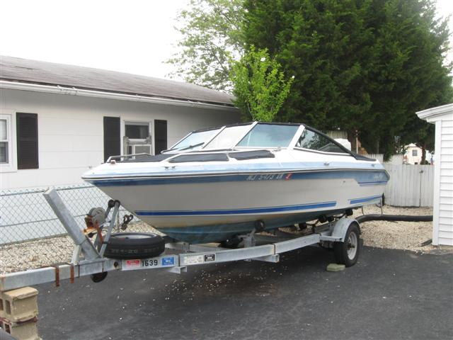 1988 16' Sea Ray Seville | Club Sea Ray