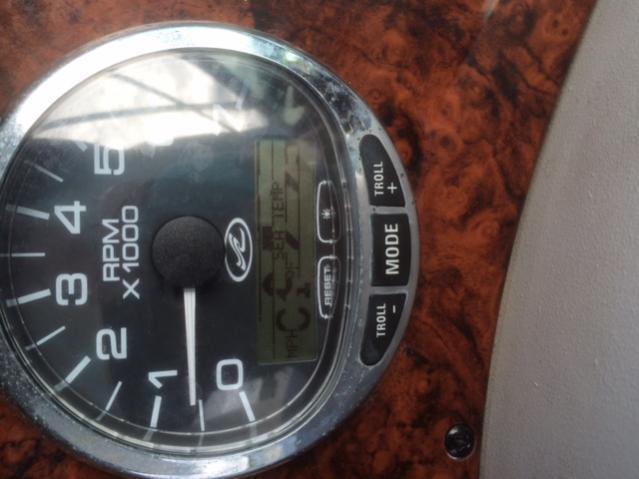 Smartcraft Tach/lcd gauge problem   Club Sea Ray