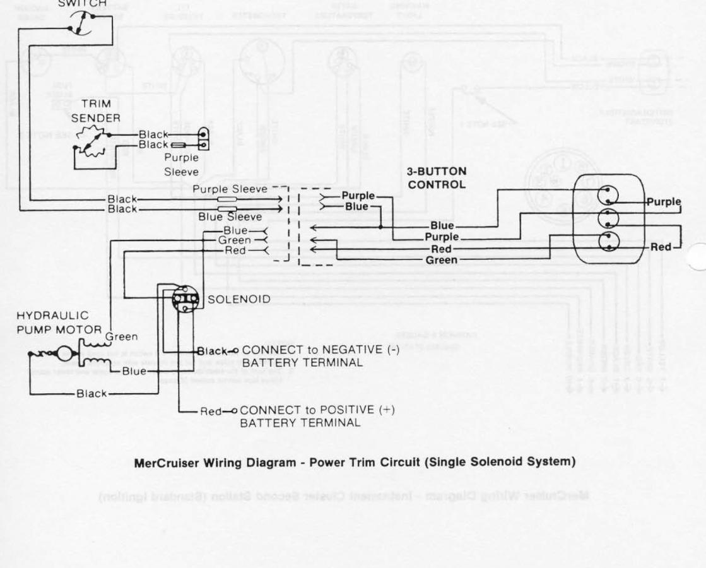 Mercruiser Trim Pump Wiring Diagram 1997 Club Car Wiring Diagram For Wiring Diagram Schematics